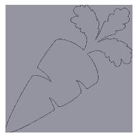 πεταλάς εμπόριο καρότου