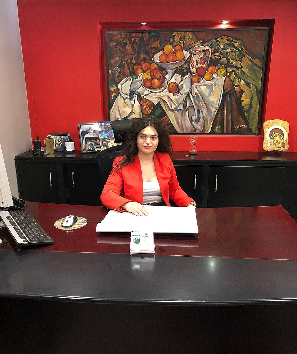 Marianna Petala